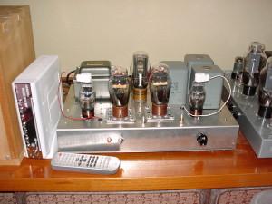 VT-25 single amplifier